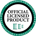 Greek Lixensed Product Logo